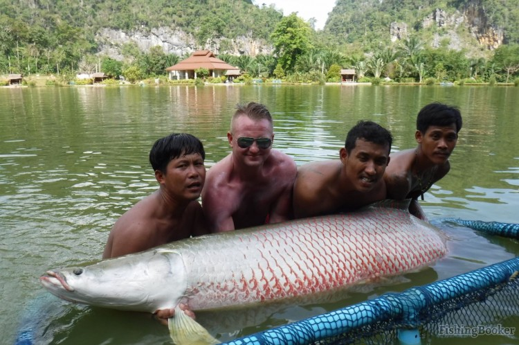 Exotic fishing in Phang Nga – picture 15