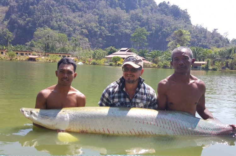 Exotic fishing in Phang Nga – picture 2