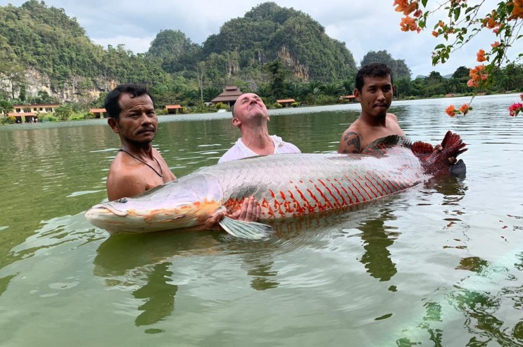 Exotic fishing in Phang Nga – picture 4